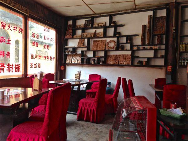 où manger lors d'un séjour à Zhongdian