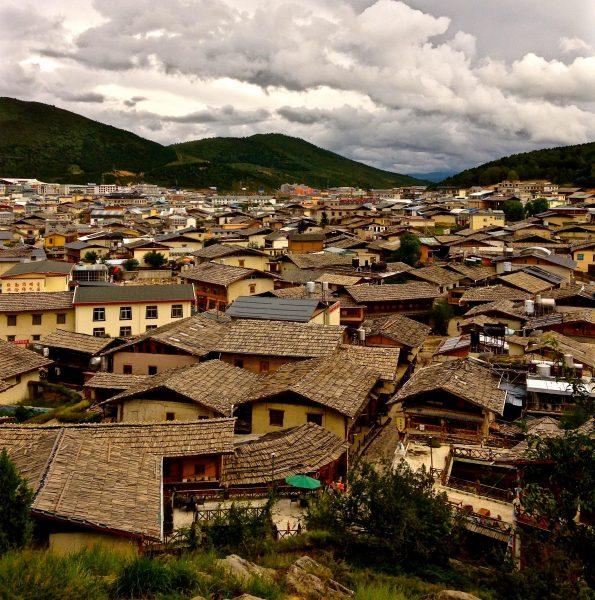 Vieille ville de Shangri-la