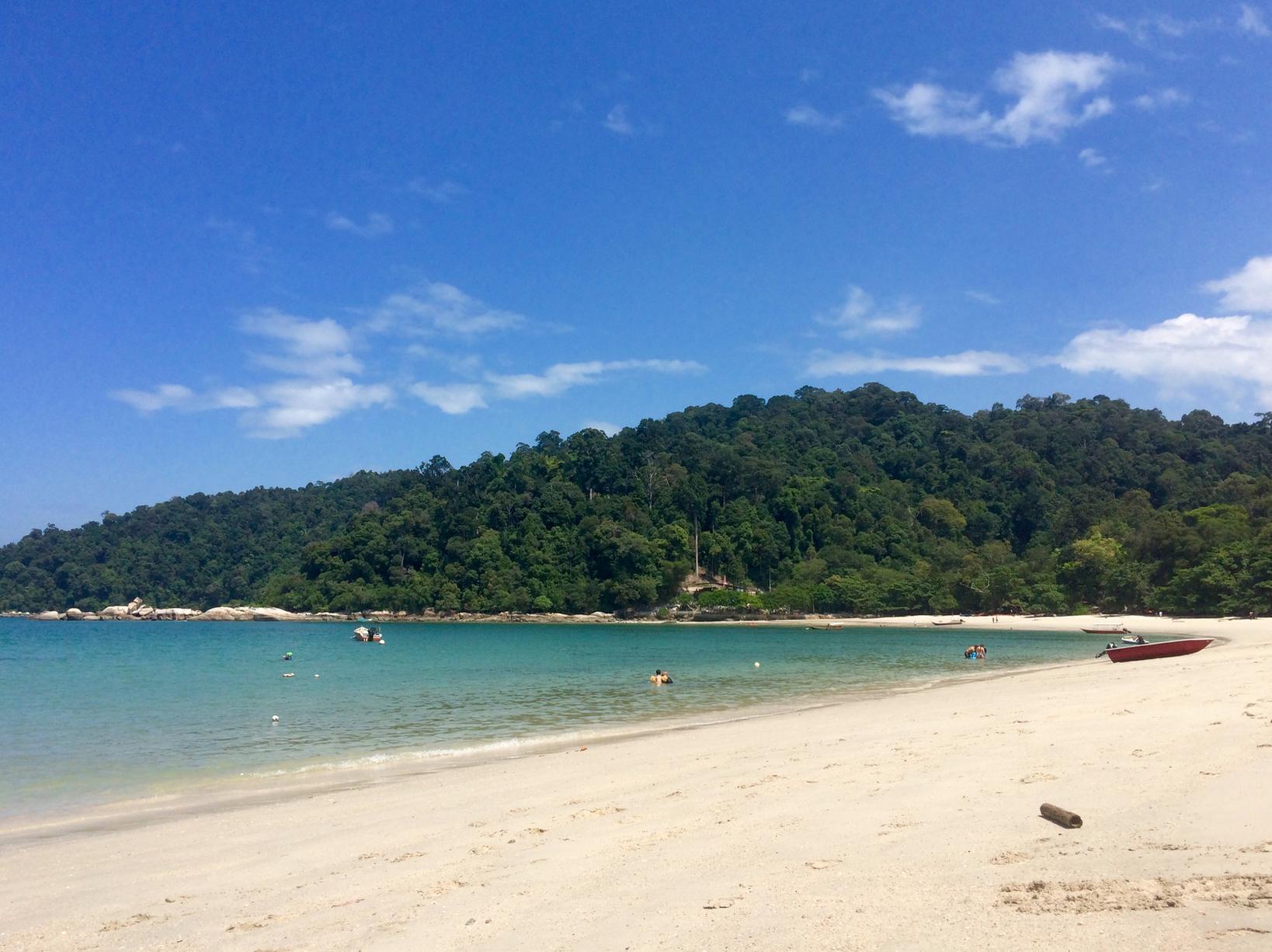 L'île de Pangkor : Itinéraire en Malaisie de 21 jours