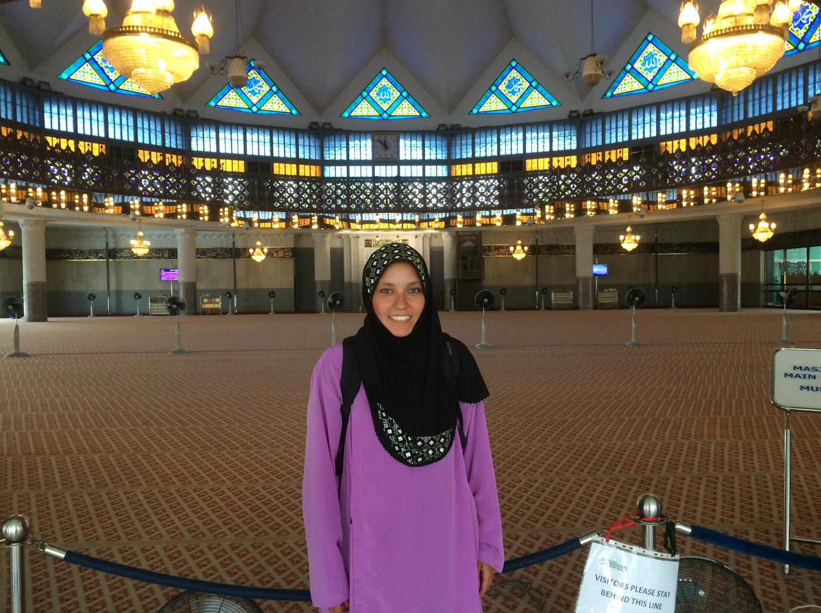 Visiter une mosquée à Kuala Lumpur : Itinéraire de 3 semaines en Malaisie