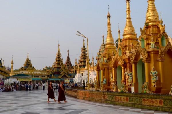 itinéraire et budget au Myanmar