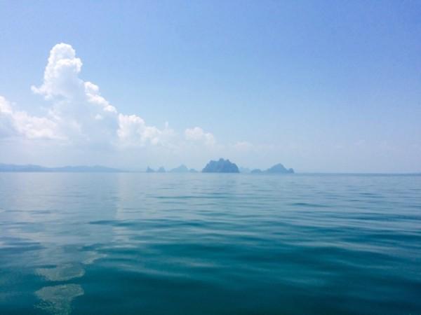 En route vers Koh Yao Noi