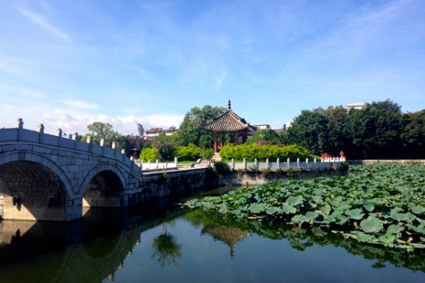 Le temple de Confusius, Jianshui.