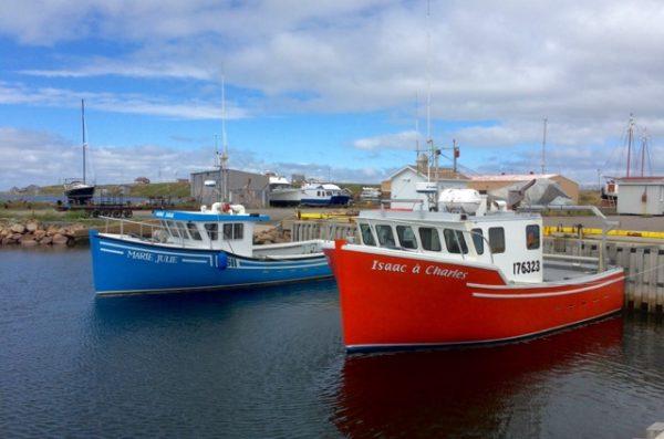 bateau iles de la madeleine