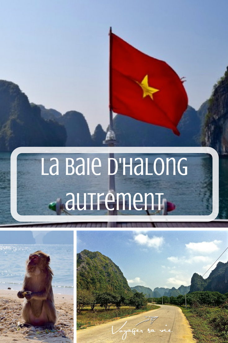 cat ba, une alternative à la baie d'halong