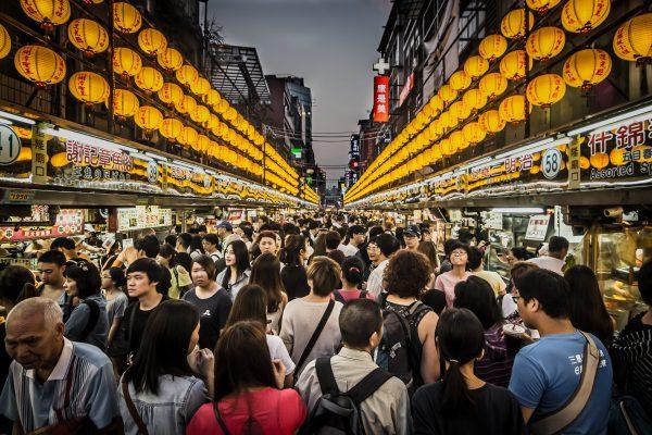 Les marchés de nuit de Taiwan