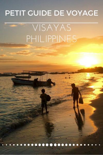 Plage des Philippines