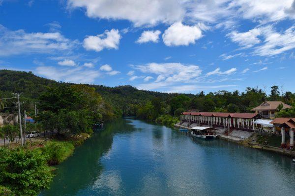 Visayas aux Philippines