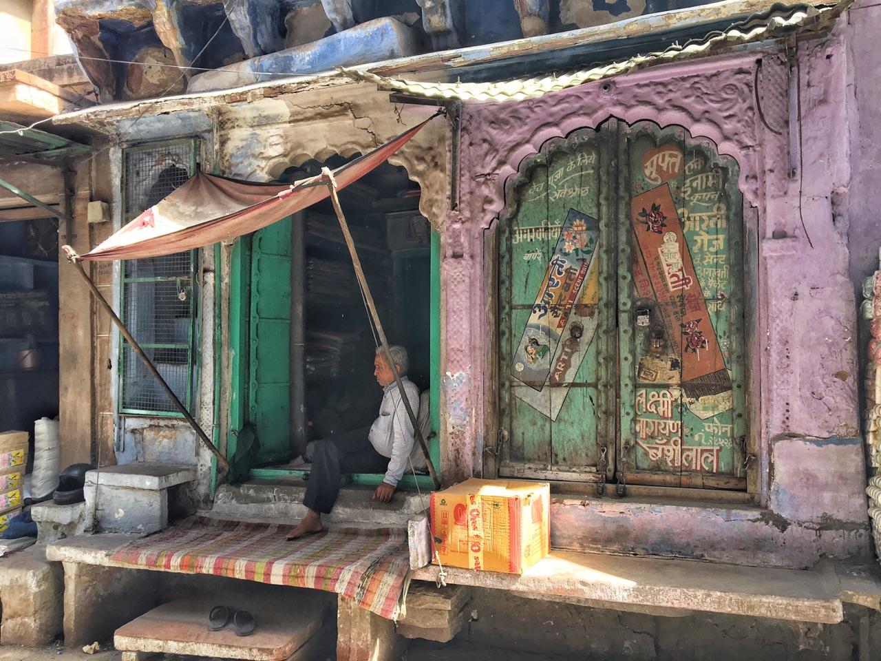 Bundi, Rajasthan, une des 6 villes d'Asie à visiter en 2018.
