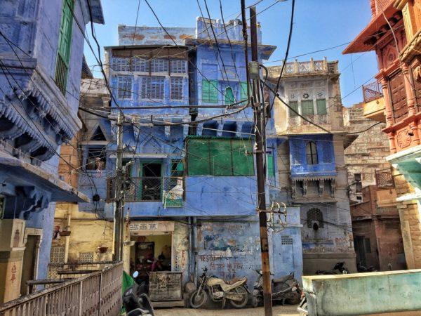 La ville bleue de Jodhpur