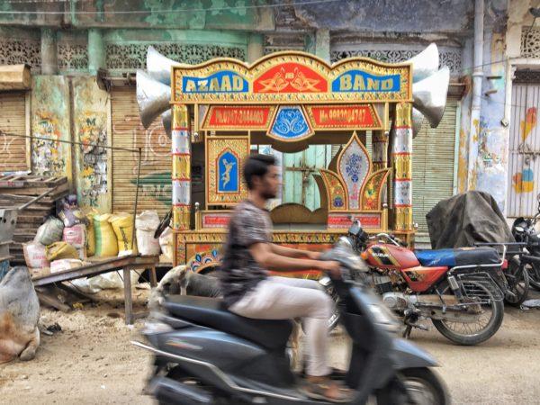 indien à moto en Inde