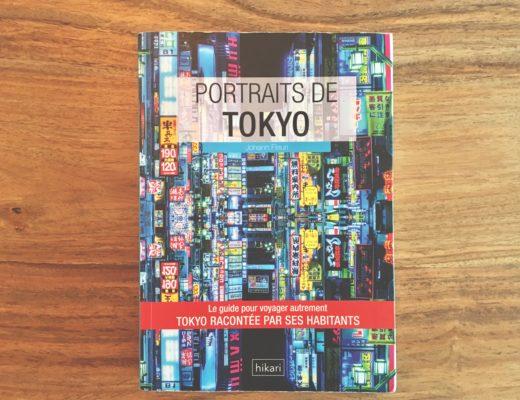 Guide de voyage Portraits de Tokyo