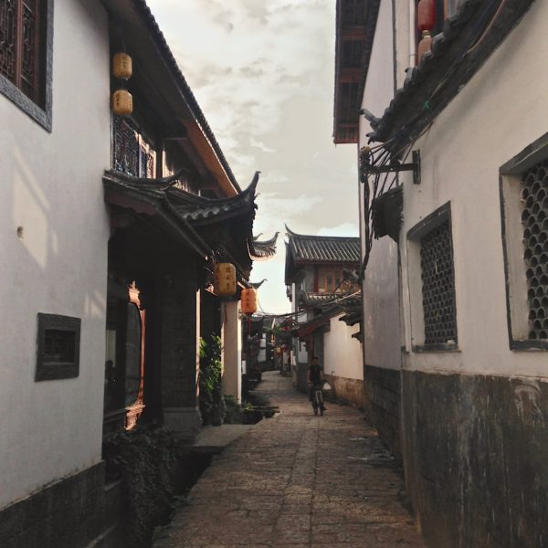 ruelle chinoise