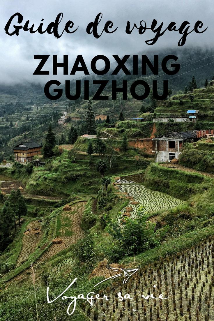 Guide de voyage pour Zhaoxing dans le Guizhou