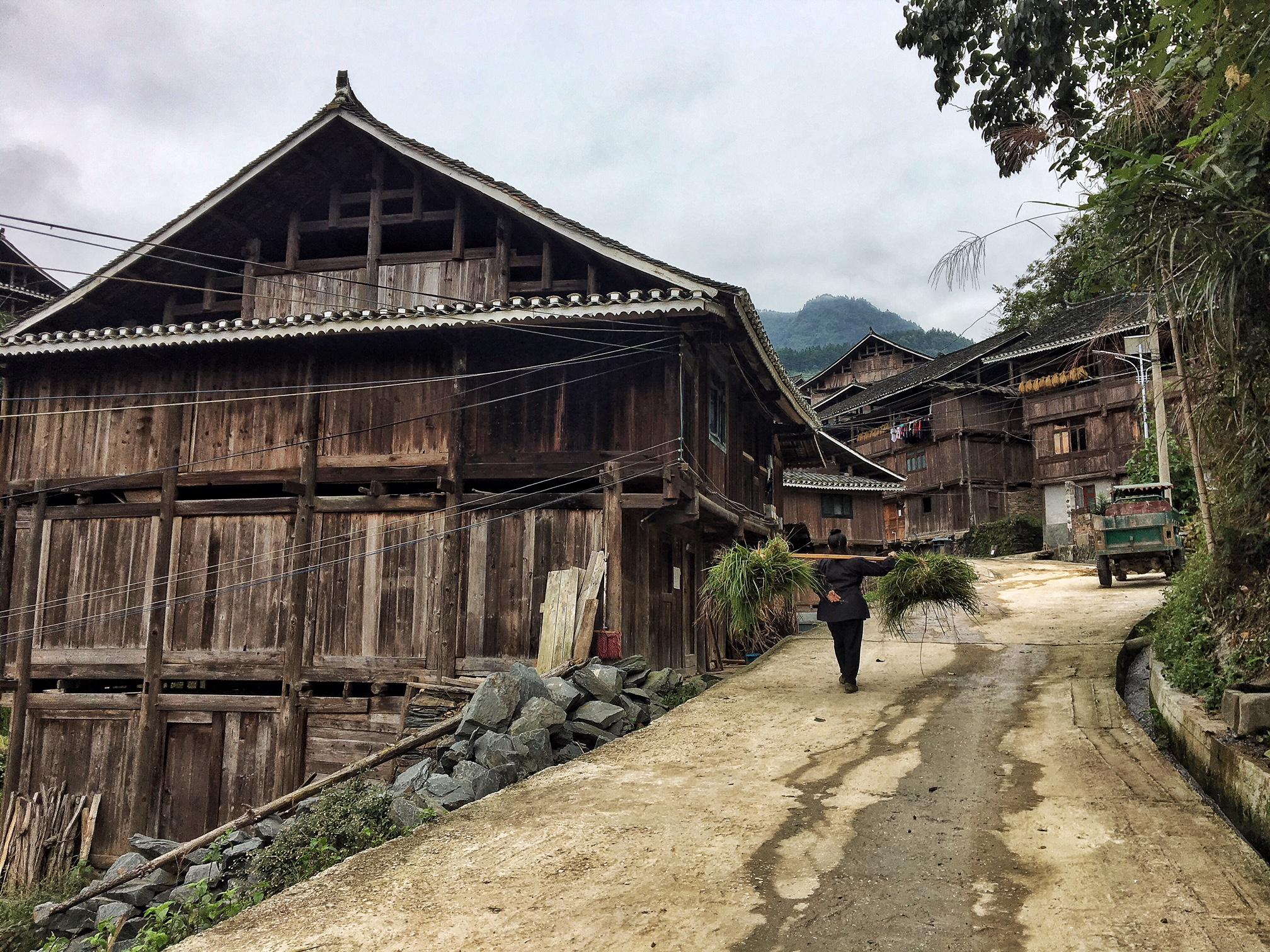 Village de Jilun, Guizhou