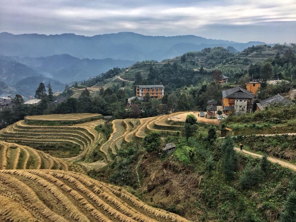 Séjour de 3 jours dans les rizières du dos du dragon en Chine