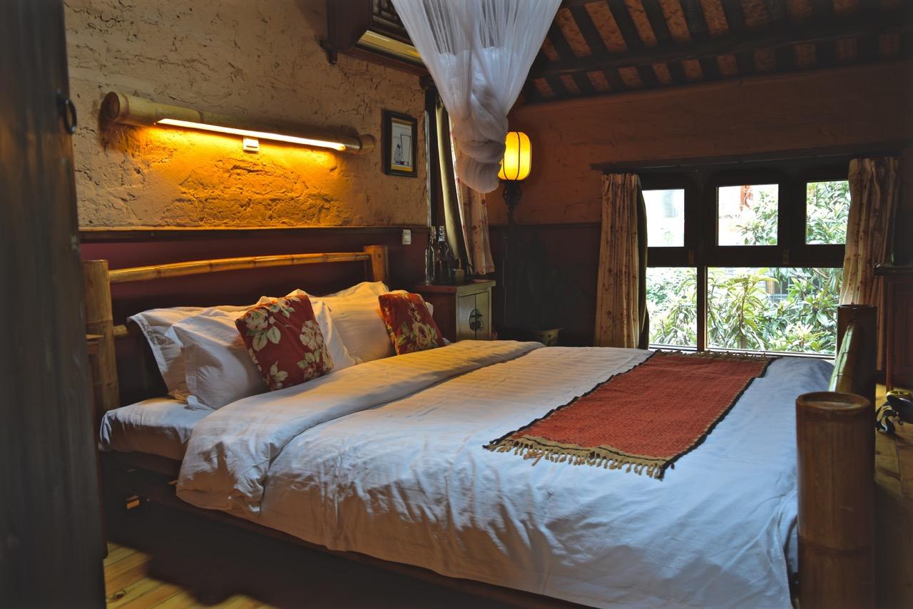 Yangshuo Ville Inn, où dormir à Yangshuo