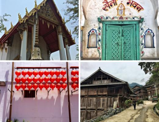 Quelle ville d'Asie visiter en 2018