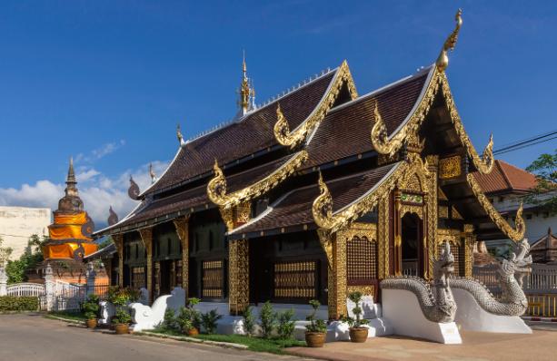 Chiang Mai, une des villes d'Asie à visiter en 2018