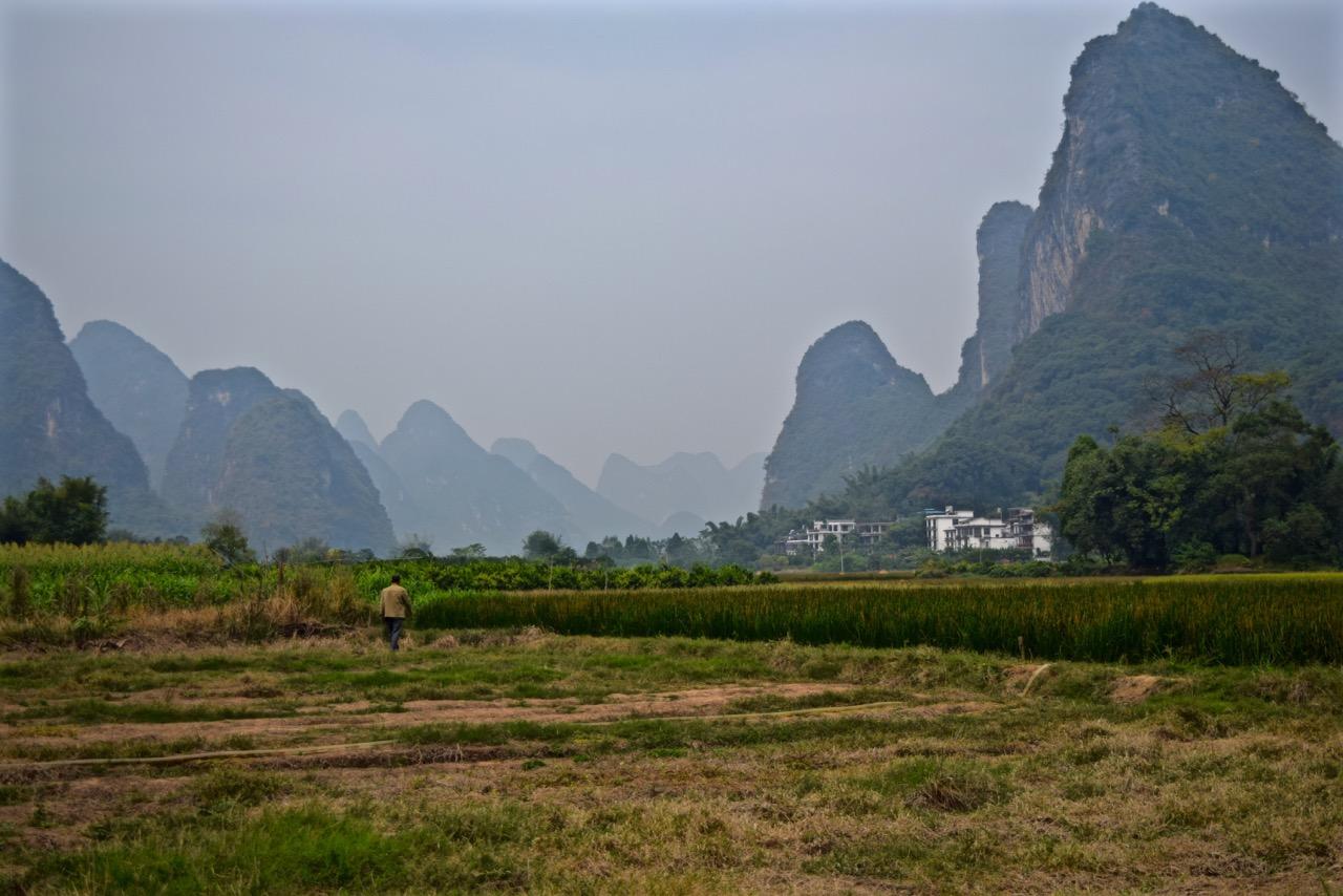 Montagnes de Yangshuo