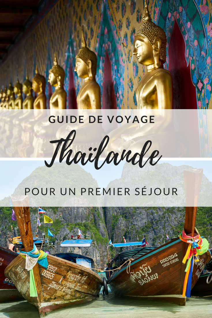 Guide de voyage sur la Thailande