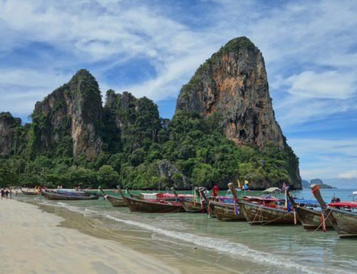 Mon guide de voyage sur la Thaïlande pour un séjour d'un mois