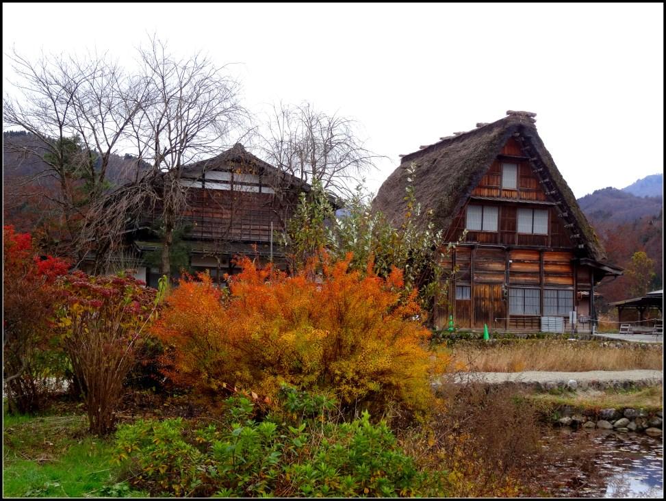 Où aller au Japon? À Shirakawago.