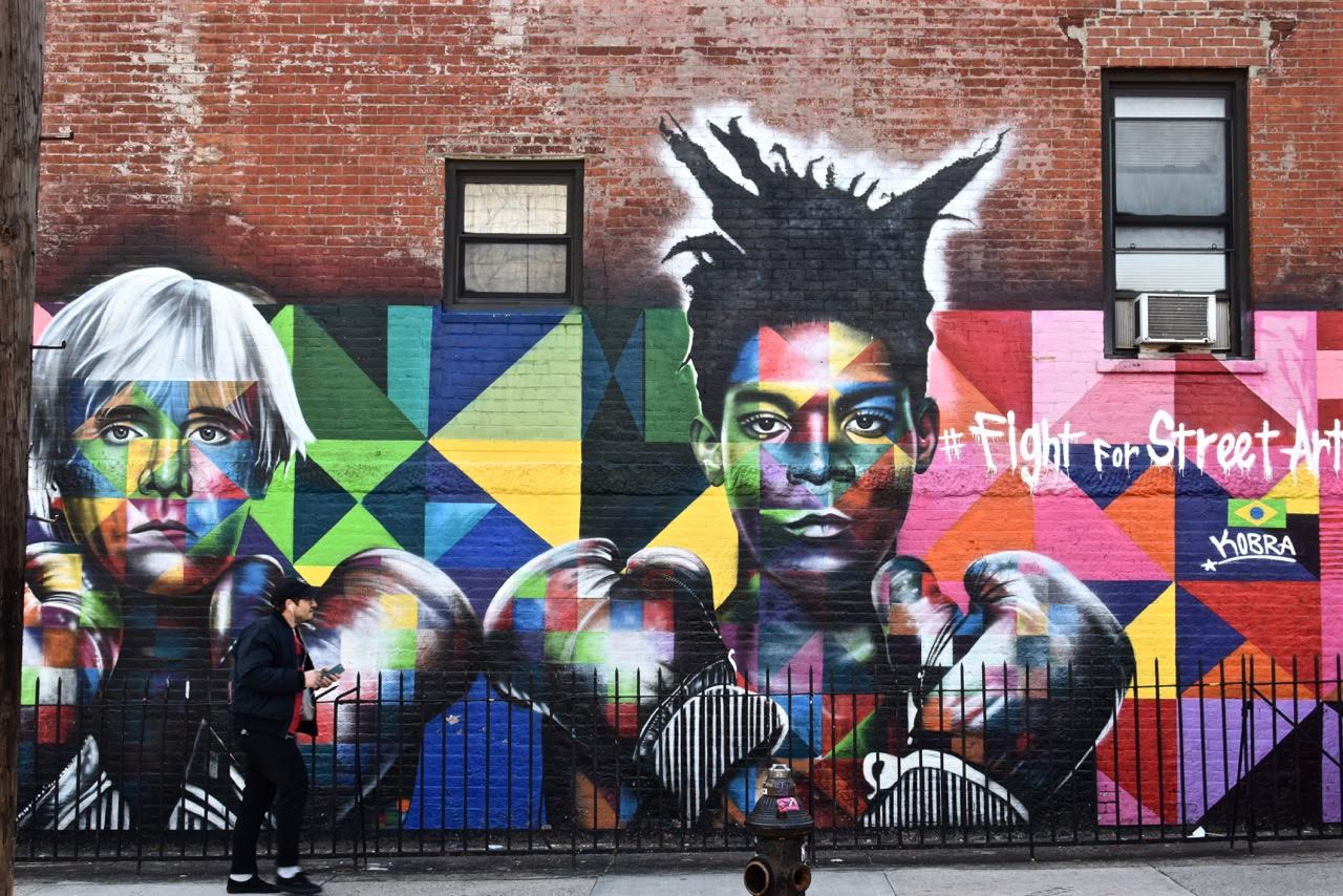 Street Art dans Brooklyn, mes bonnes adresses à New York