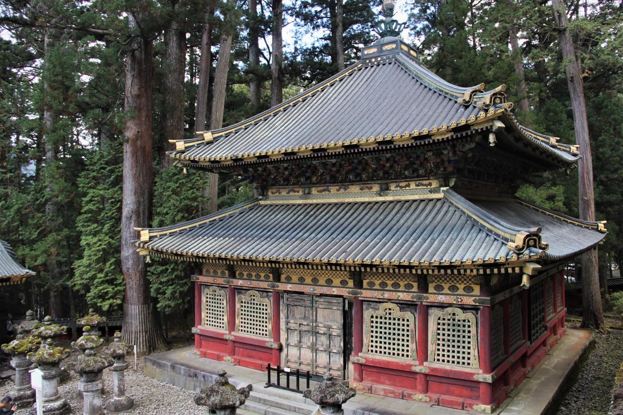 Où aller au Japon? À Nikko.