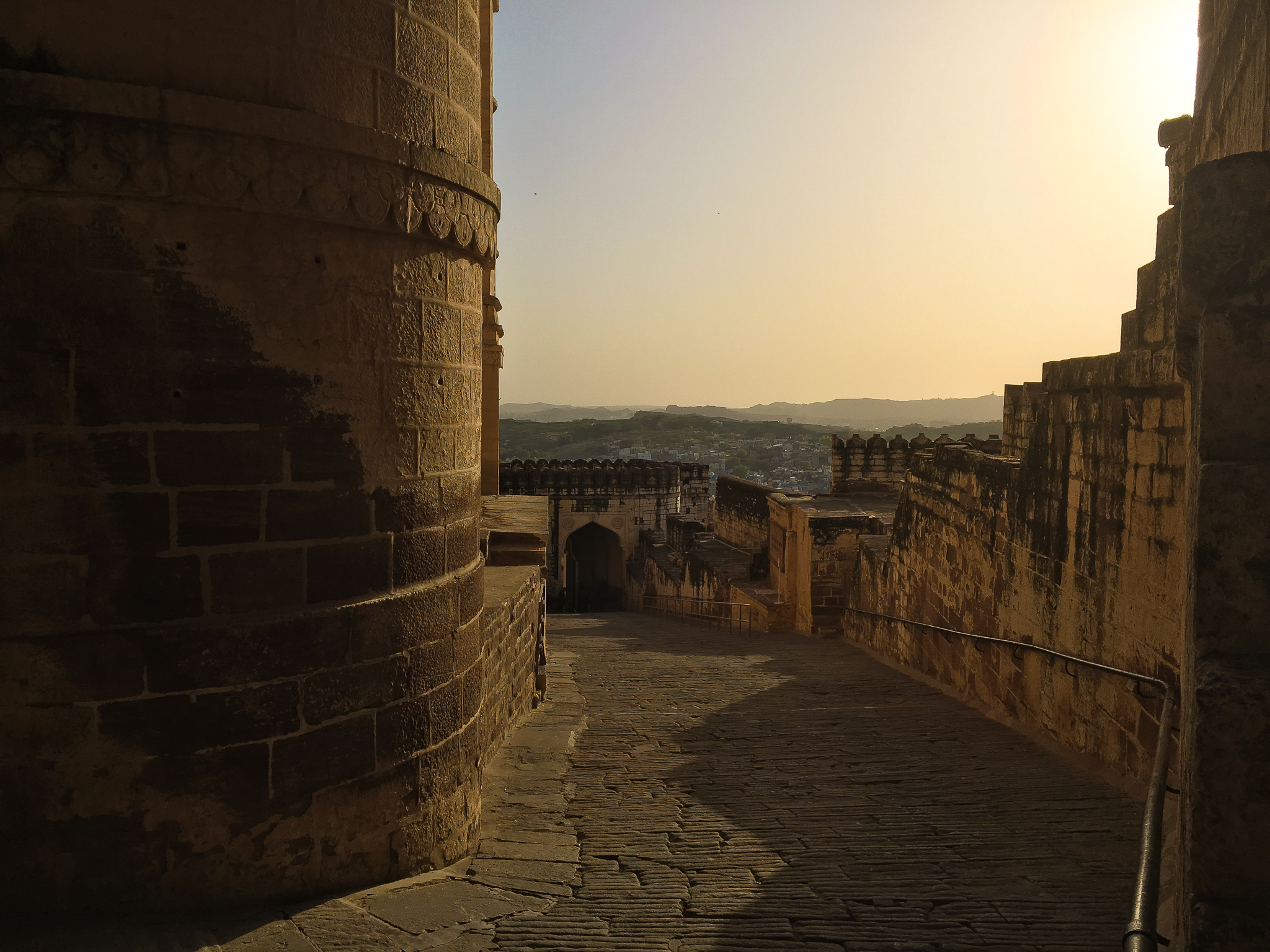 Que faire à Jodhpur? Visiter le Fort.