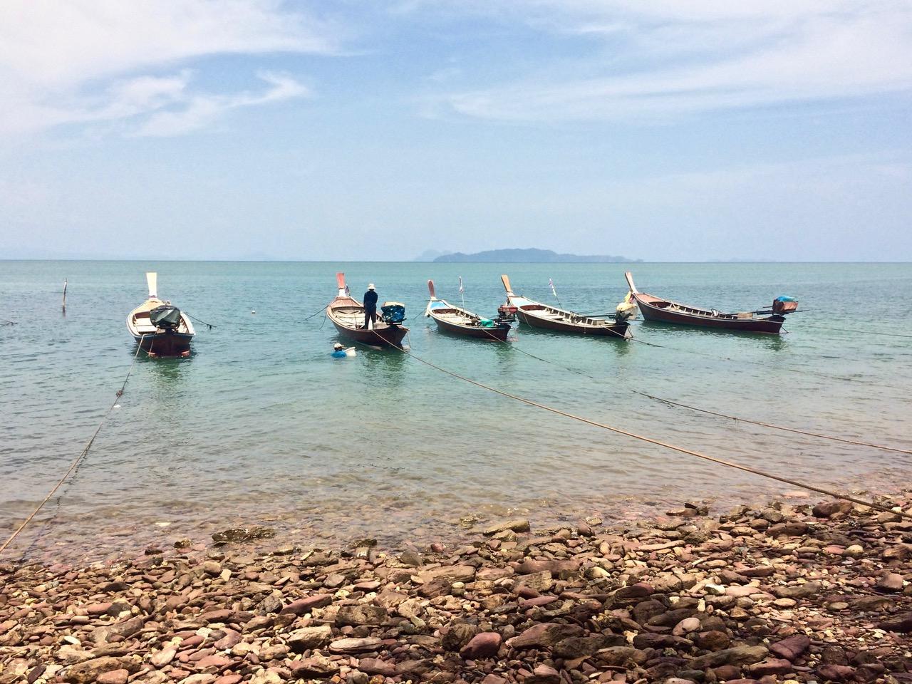 Visiter les plages de l'île de Koh Lanta