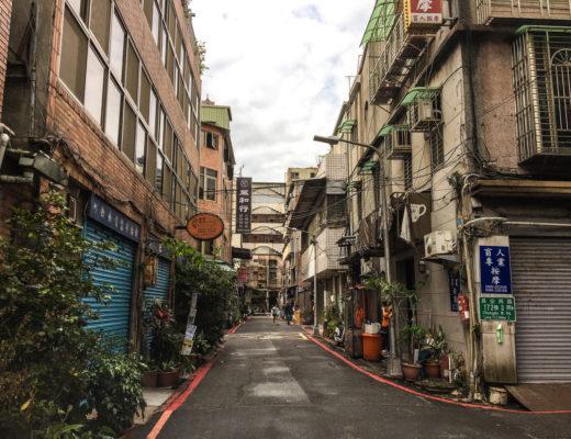Visiter Taipei en 4 jours et se promener au hasard des rues