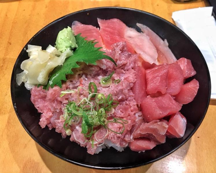 Visiter Tokyo et goûter au meilleur thon rouge au marché Tsukiji