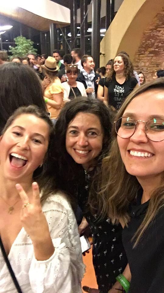 Les québécoises au salon des blogueurs en France