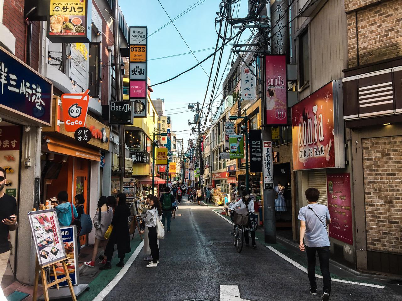 Visiter Tokyo lors d'un itinéraire de 2 semaines au Japon