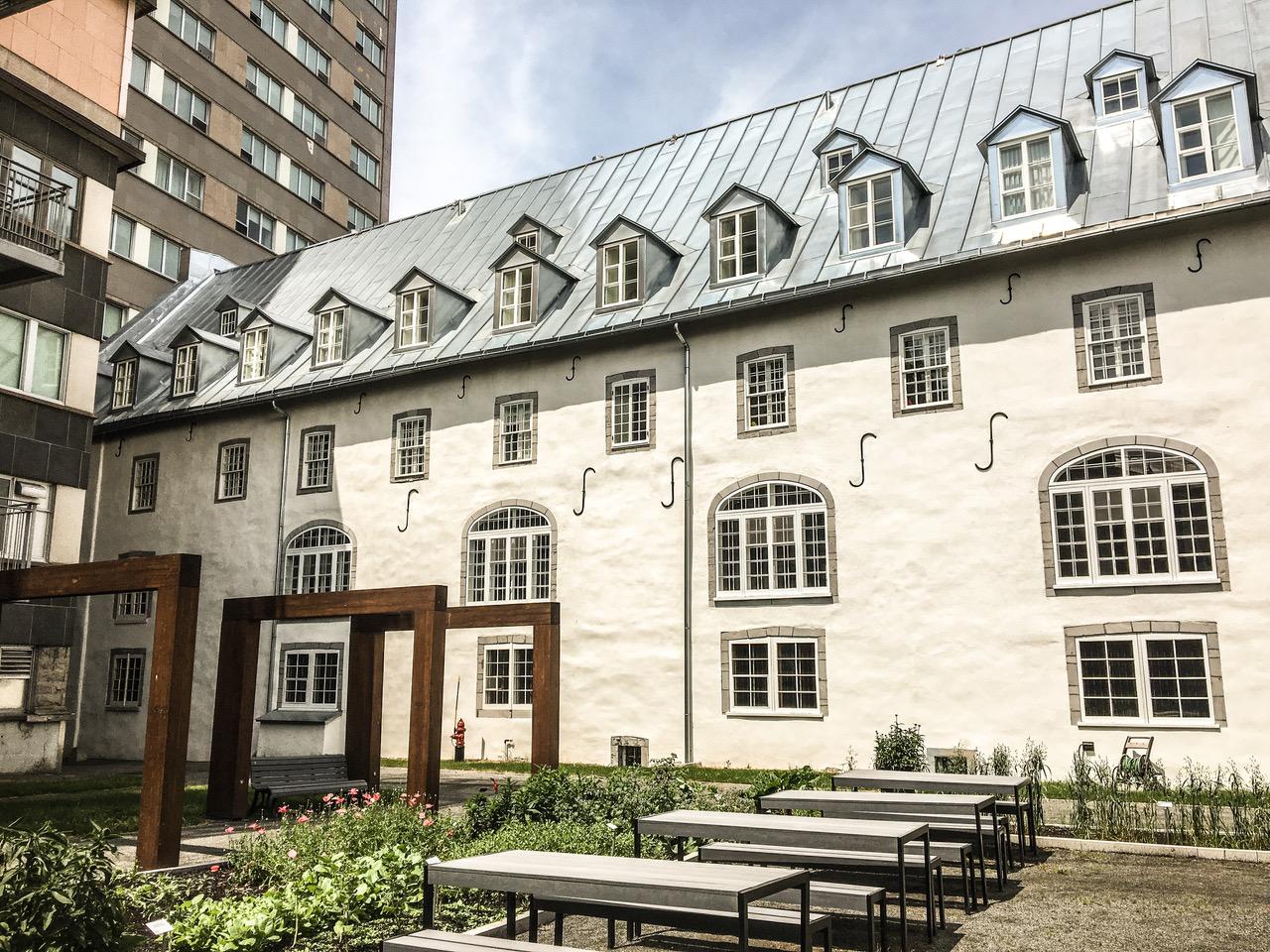 Le Monastère des Augustines de Québec