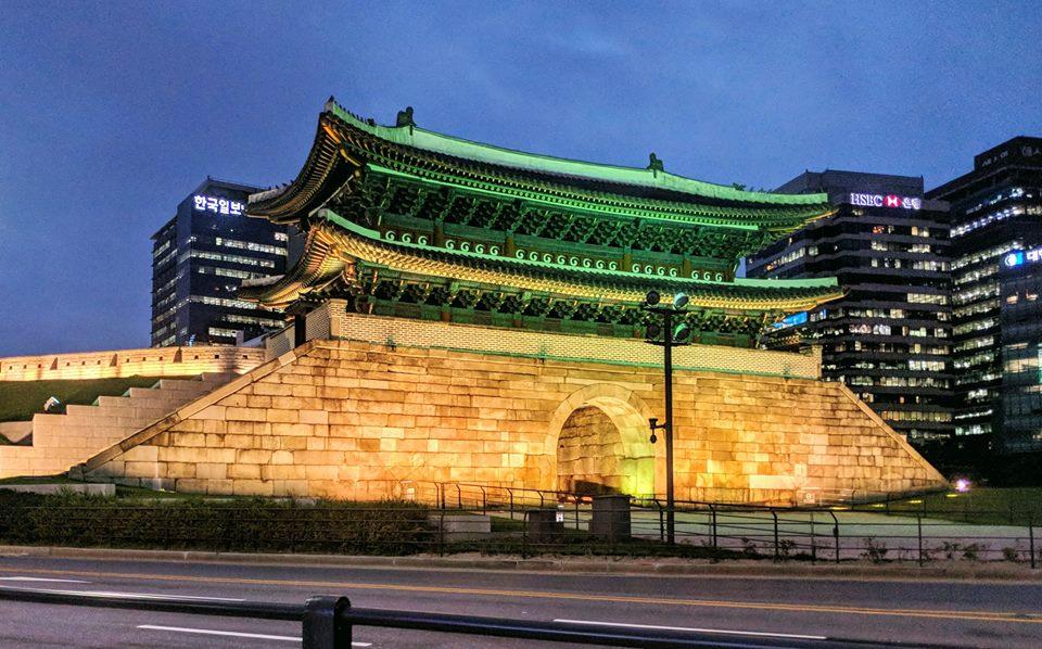 Visiter Séoul de nuit