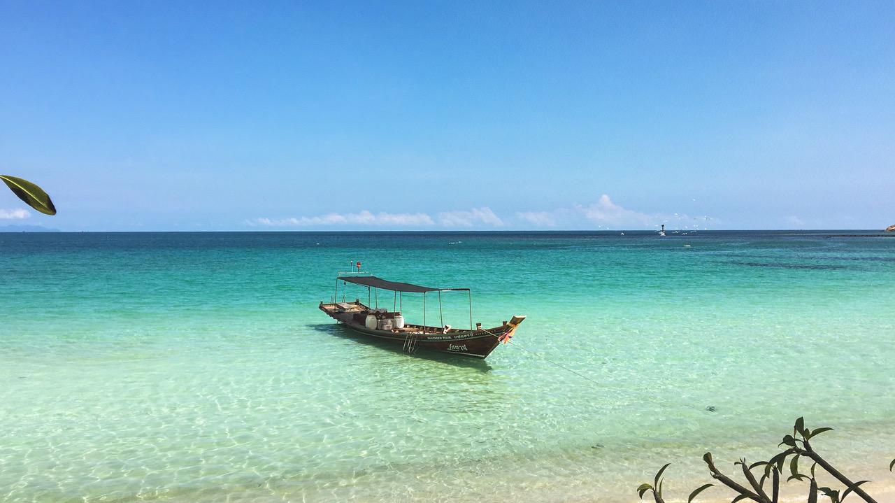 Les plages paradisiaques de Koh Phangan, une île à visiter en Thaïlande
