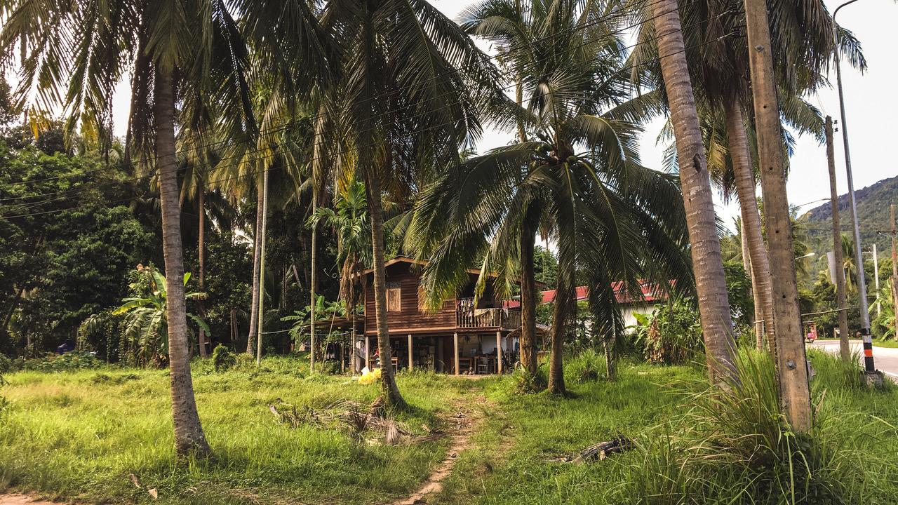 Choisir Koh Phangan en Thaïlande