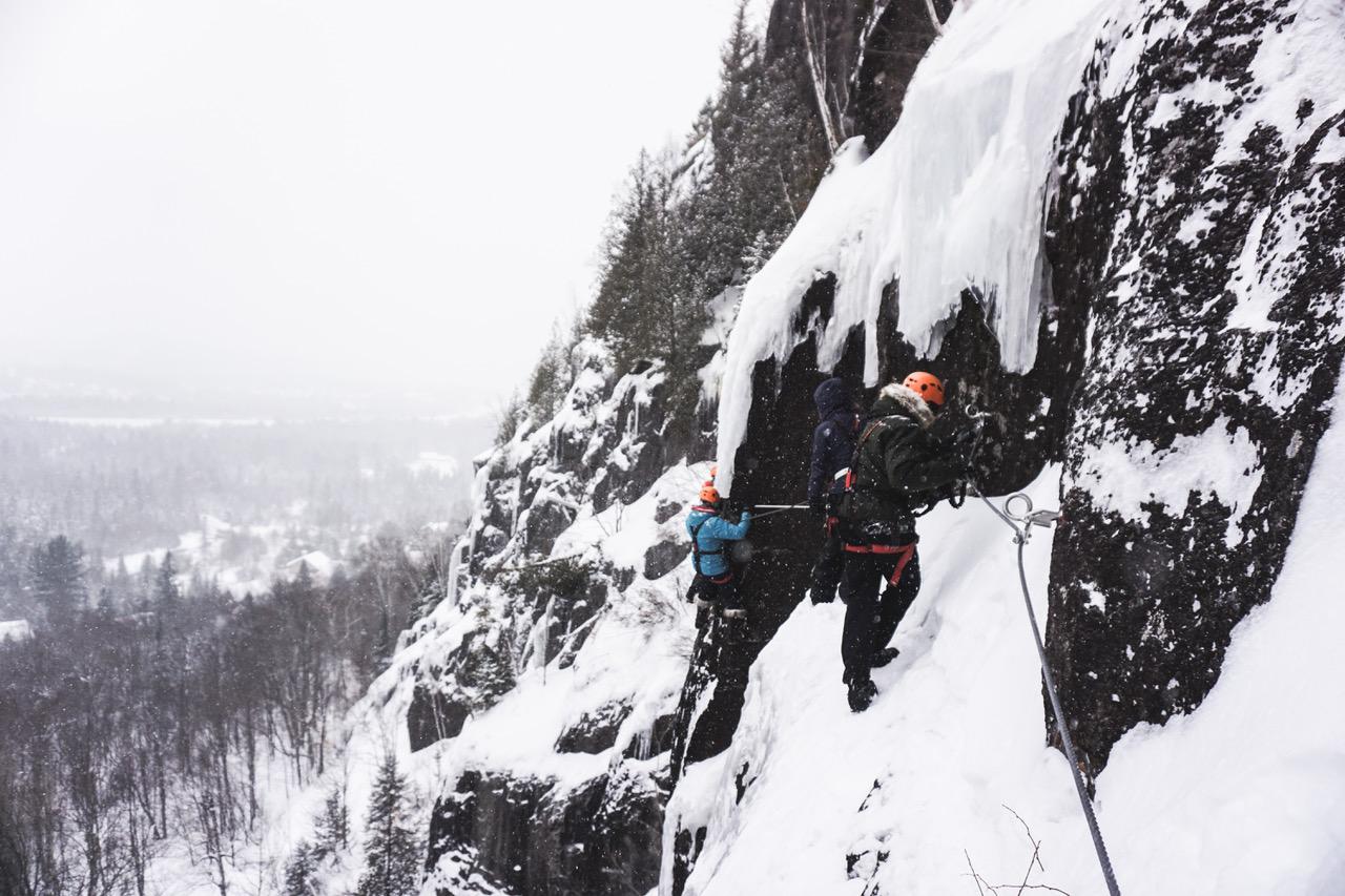 Quoi faire en hiver dans les Laurentides?