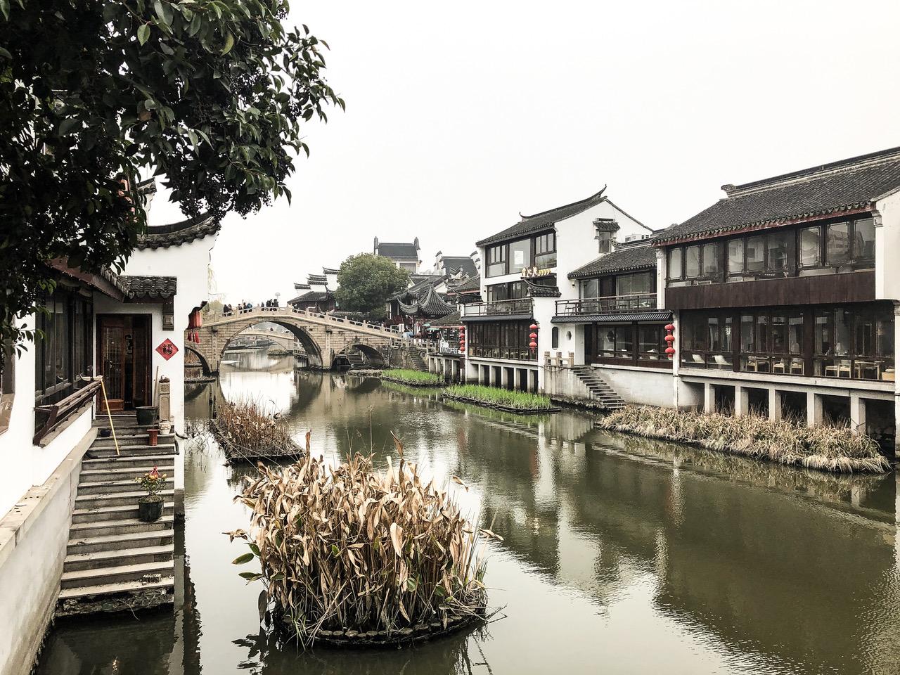 Village d'eau Shanghai