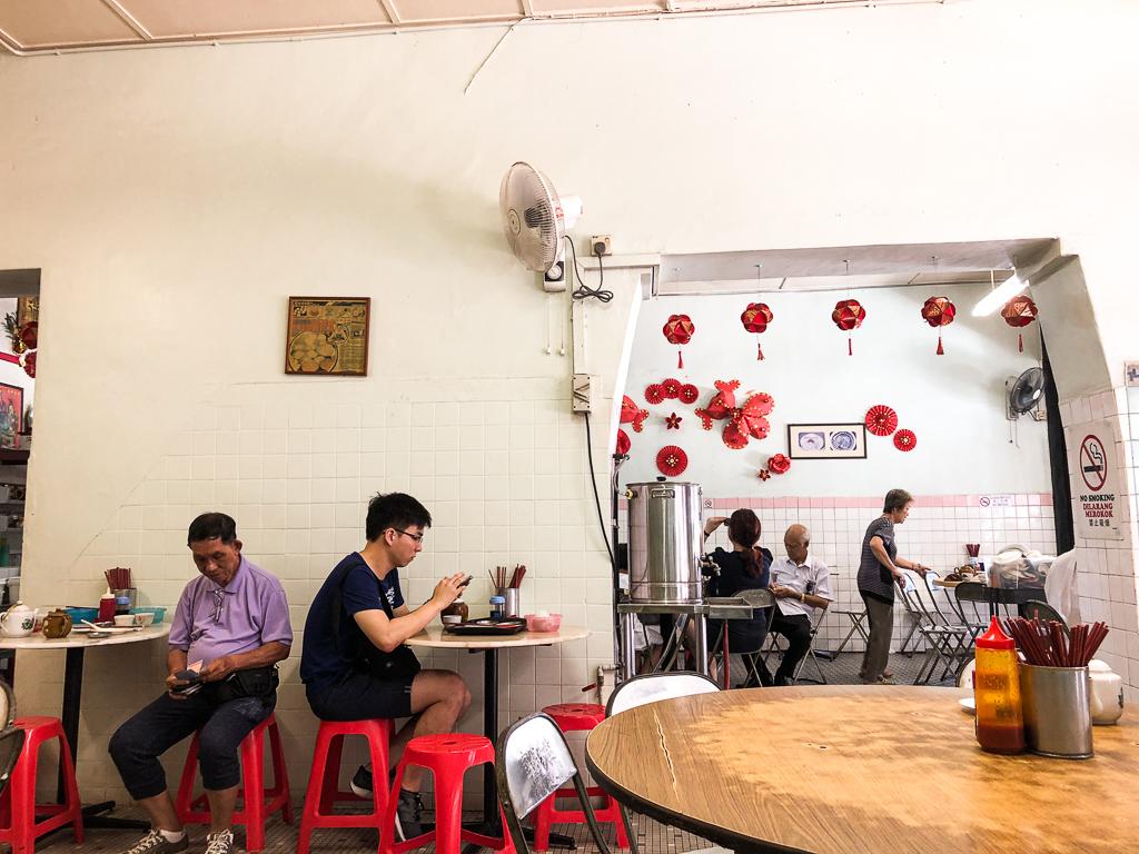Où manger des Dim Sum à Georgetown