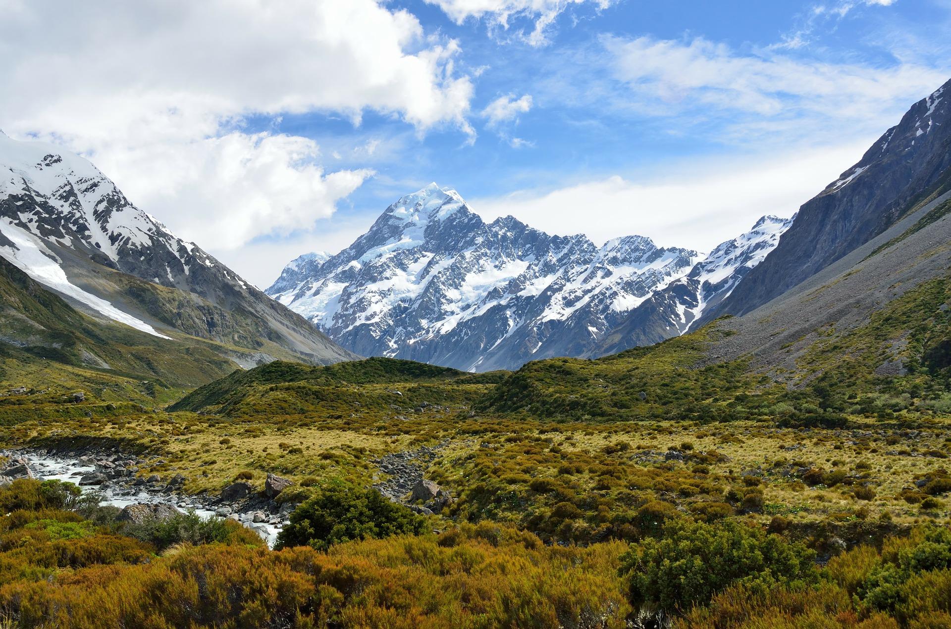 Roadtrips autour du monde : La Nouvelle-Zélande