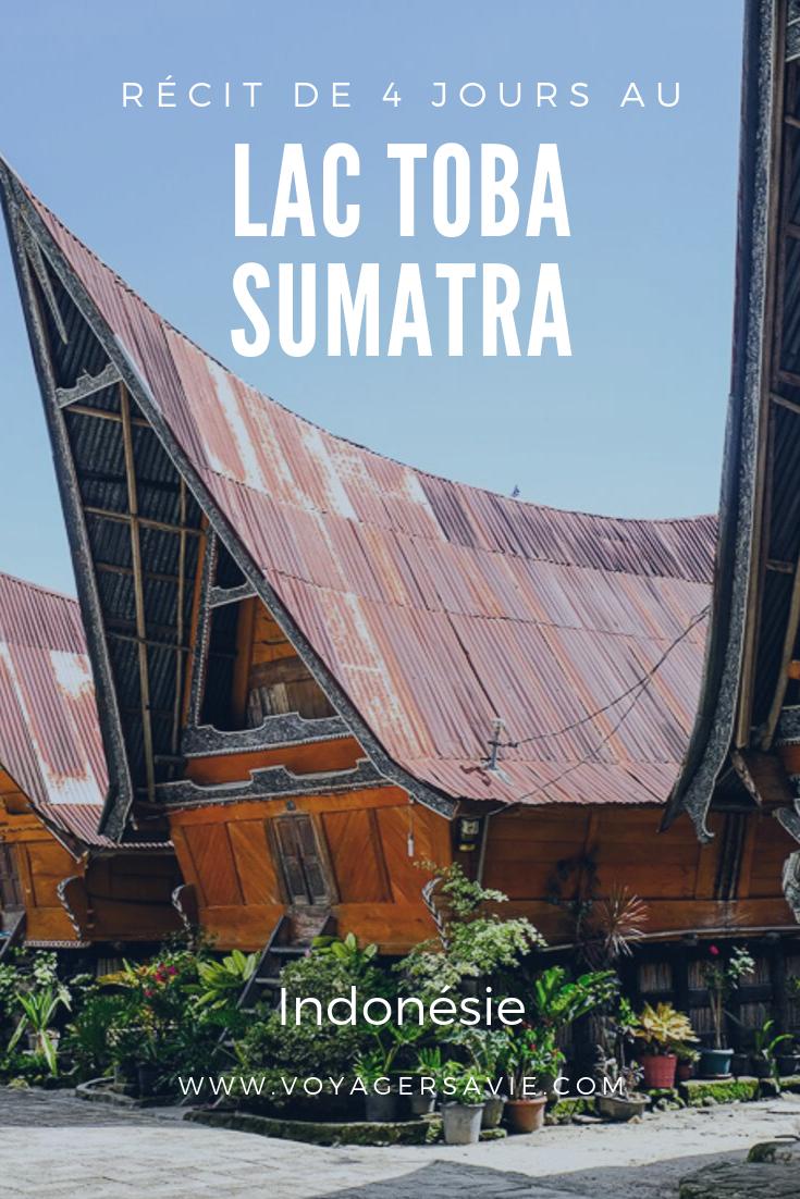 Visiter le Lac Toba à Sumatra