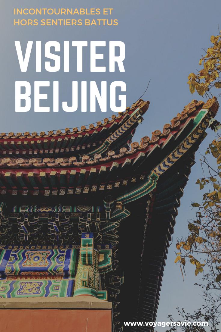 Visiter Beijing : que faire et voir