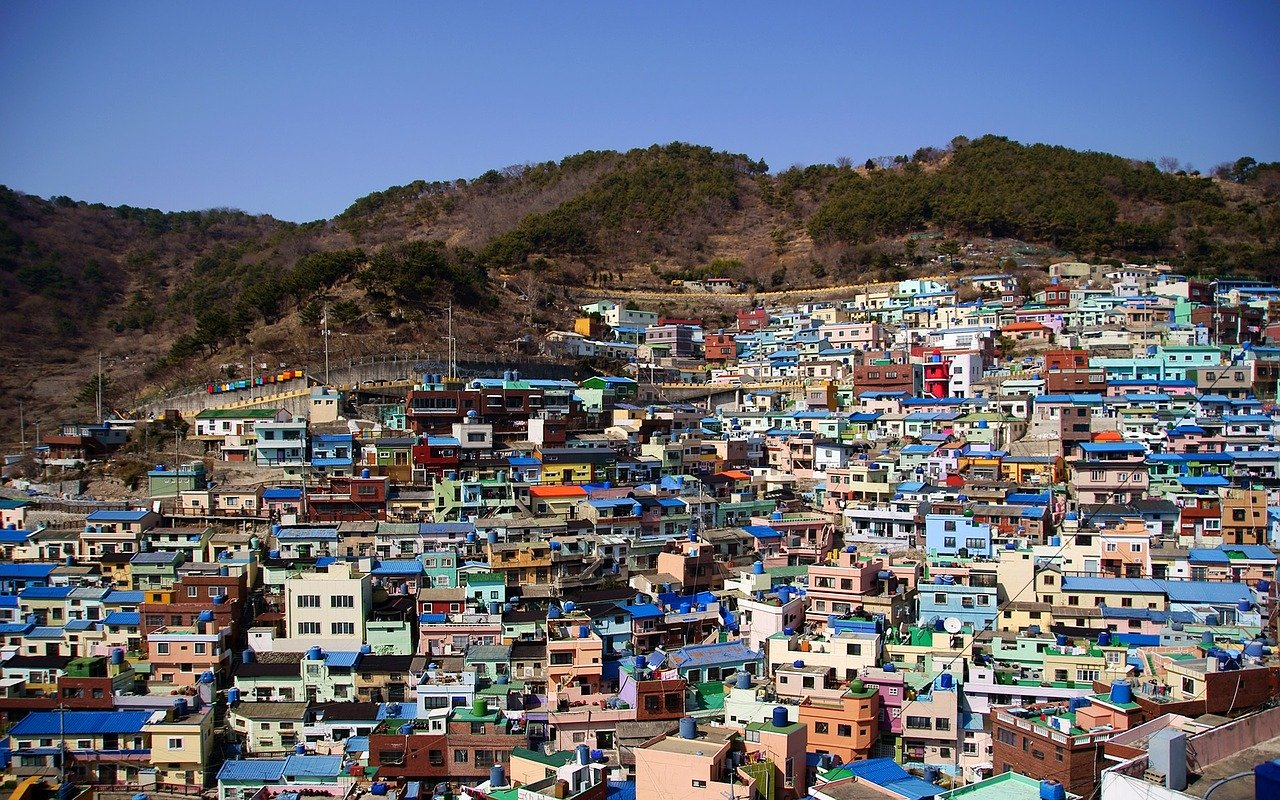Busan : Une ville à visiter en Corée du Sud