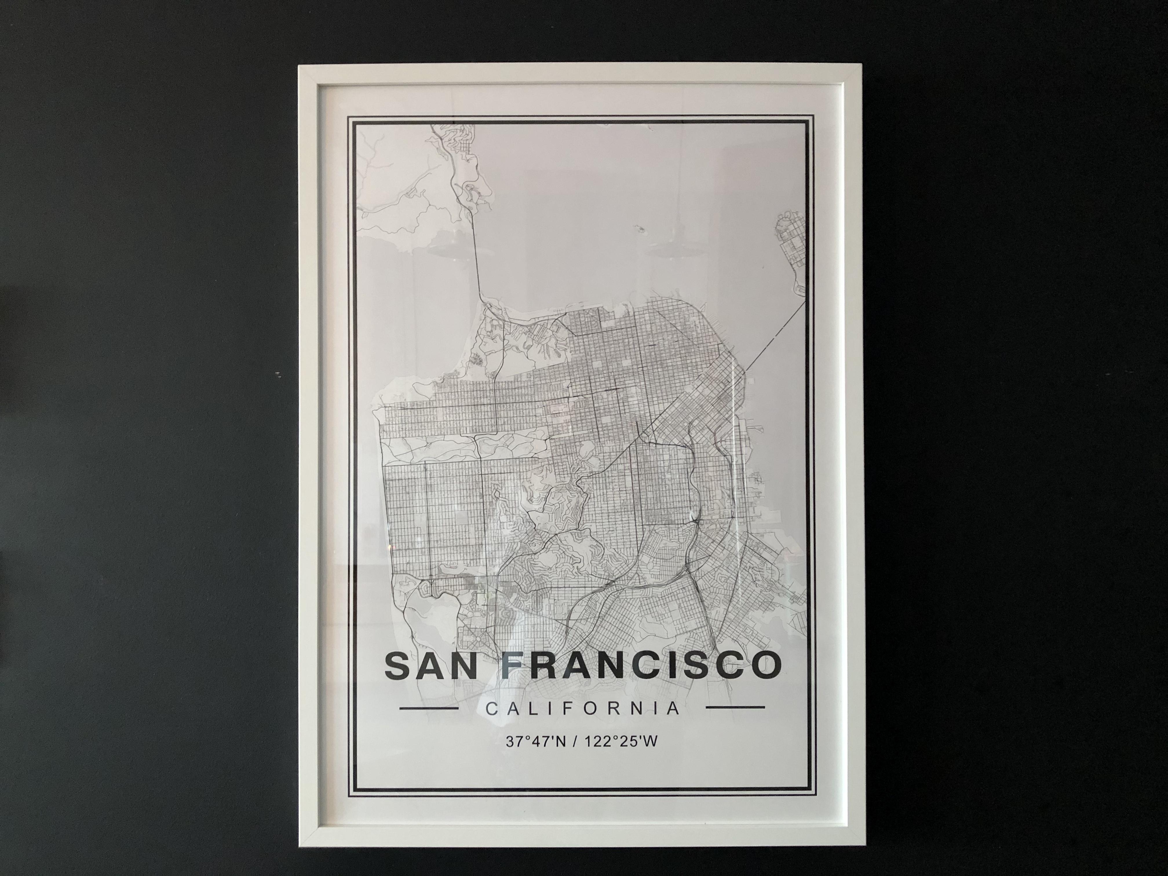 Carte de villes autour du monde : idées cadeaux pour voyageurs
