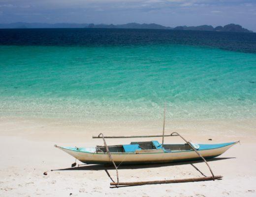 Siquijor dans les visayas aux Philippines