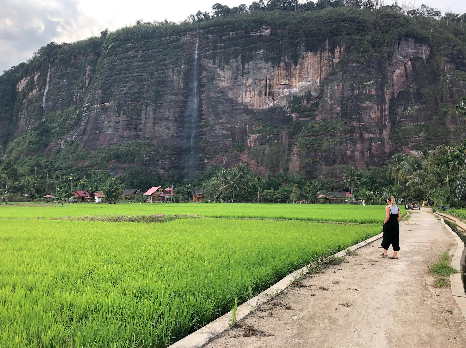 Sumatra Ouest : Une région à visiter en Indonésie