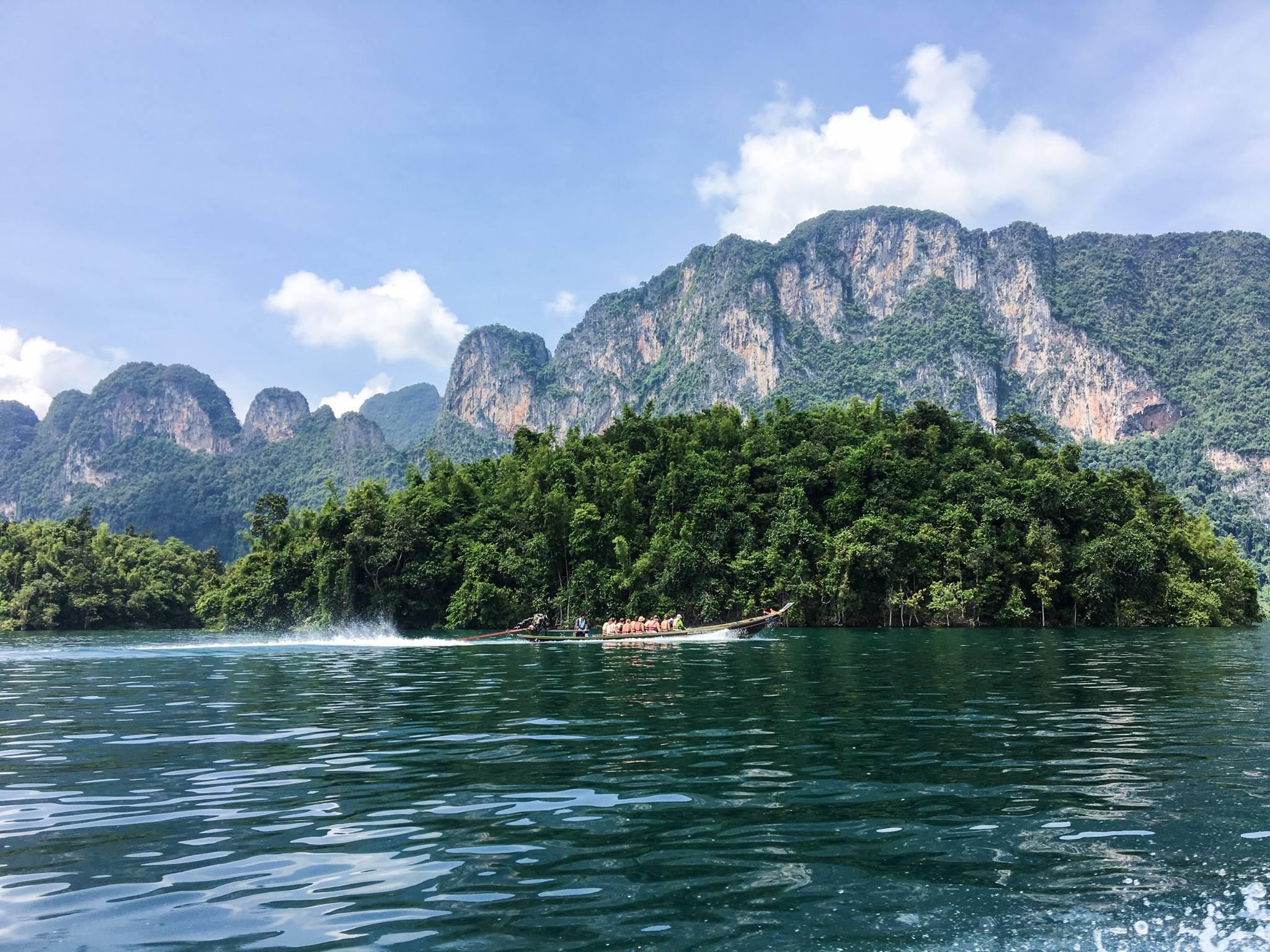 2 jours au Parc National Khao Sok en Thaïlande